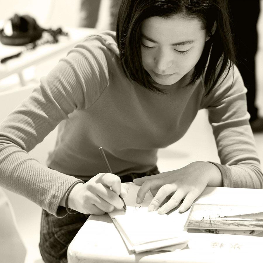 Participant's Portrait: 阿児 つばさ