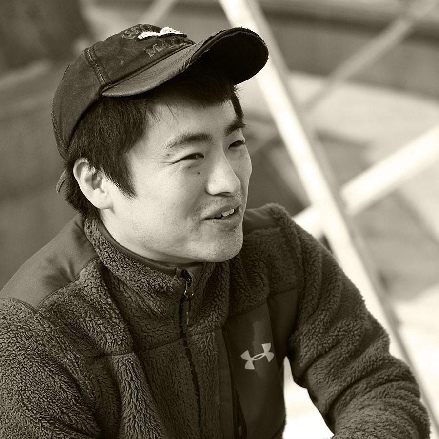 Participant's Portrait: 楠崎 真央