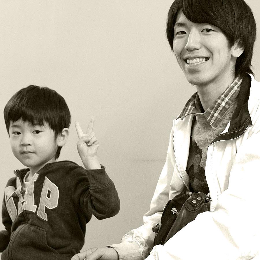 Participant's Portrait: 新谷 健太