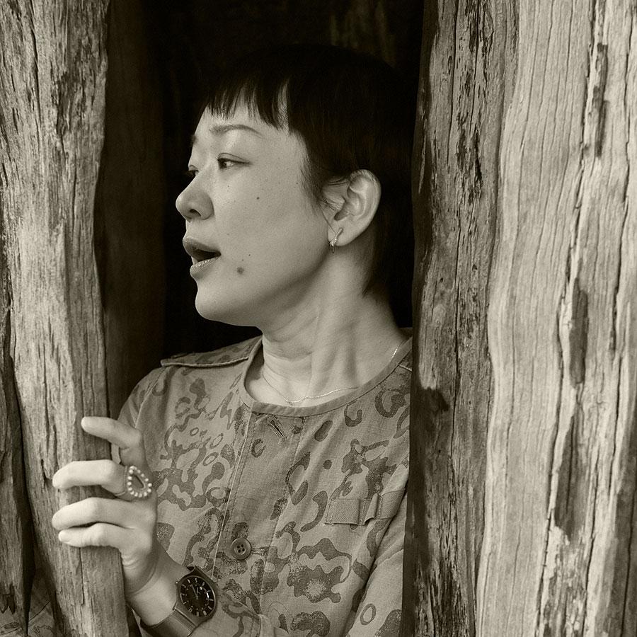 Participant's Portrait: 山崎 阿弥